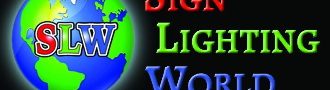 Sign Lighting World Boulder Co