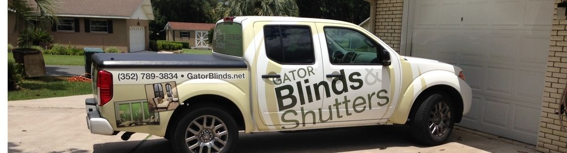 Gator Truck Of Ocala >> Gator Blinds Shutters Ocala Fl Alignable