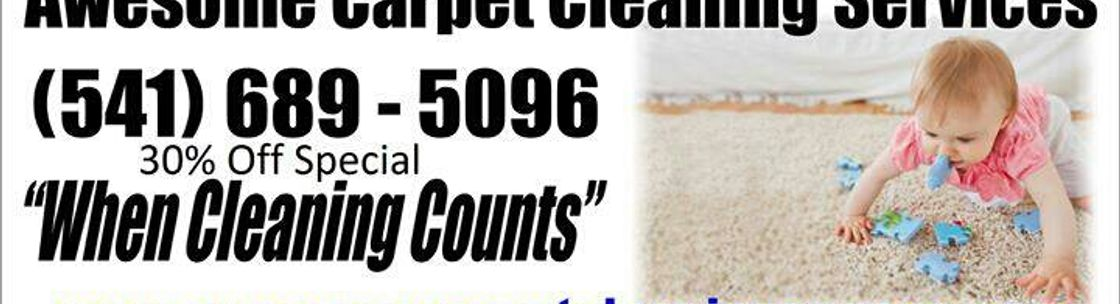 Awesome Carpet Cleaning Services
