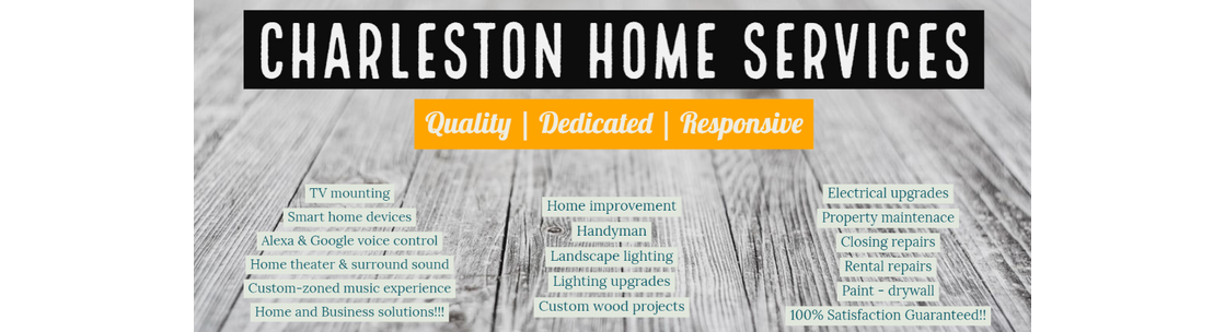 Charleston Home Services, Goose Creek SC
