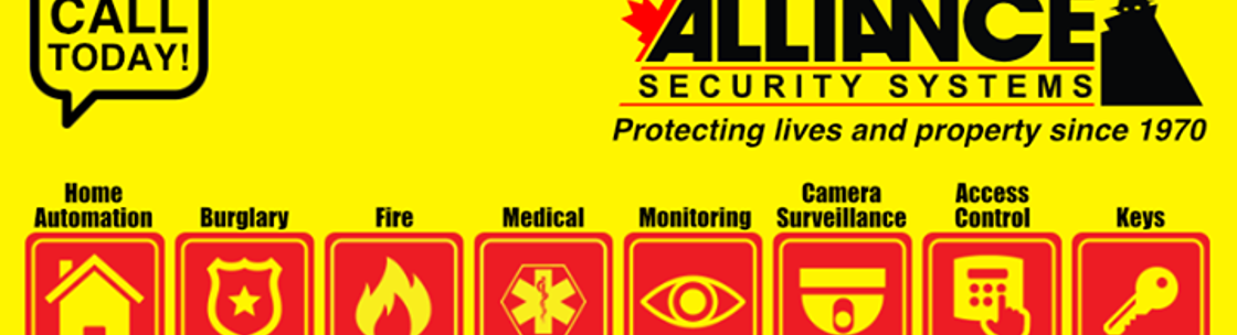 Alliance Security Systems Cornwall On Alignable