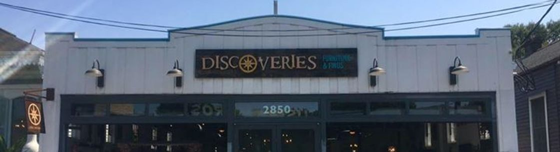 Discoveries Furniture And Finds New