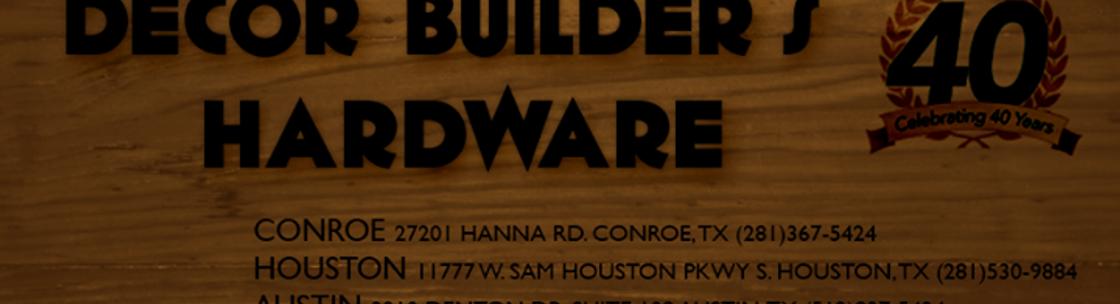 Decor Builders Hardware Inc Austin