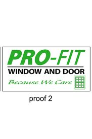 PRO-FIT Window & Door, Wasaga Beach ON