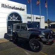rhinelander chrysler dodge jeep ram rhinelander wi alignable alignable