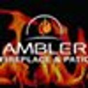 Ambler Fireplace Patio Colmar Area Alignable