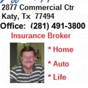 Insurance Broker By Jeff Kappes Insurance Agency Inc In Katy Tx