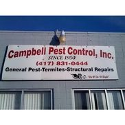 Campbell Pest Control Inc Springfield Mo Alignable