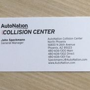 Autonation North Phoenix >> Autonation Collision Center North Phoenix Phoenix Alignable