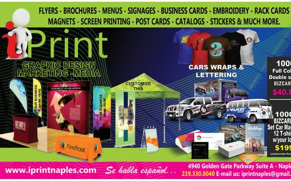 Iprint Graphics By Iprint Marketing Graphic Designs