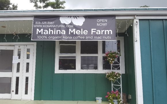 2 Step Cafe by Mahina Mele Farms LLC in Captain Cook Area