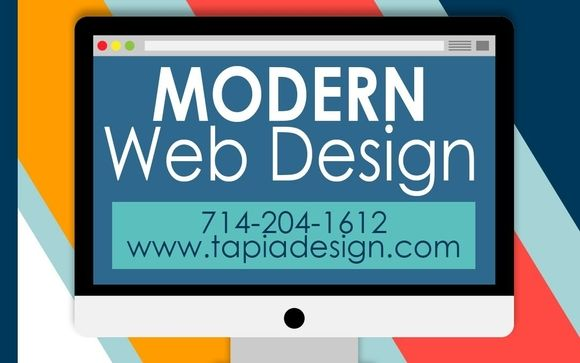 Business Web Design In Orange County By Tapia Design Printing Logo Design Services Banners Displays Signs Printing In Anaheim California In Anaheim Ca Alignable