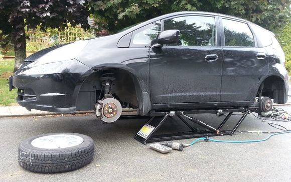 Tires North Vancouver >> Mobile Tire Shop Repair Company We Sell New Tires By Jtv
