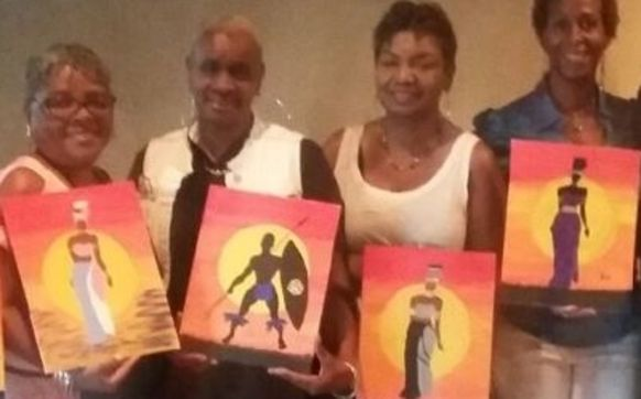 Kim S Sip And Paint Party By Changecreations In Baltimore