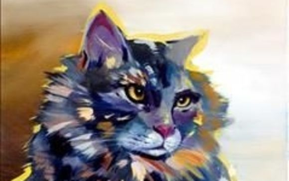 Paint Your Pet By Painting With A Twist Mansfield In Mansfield Tx Alignable