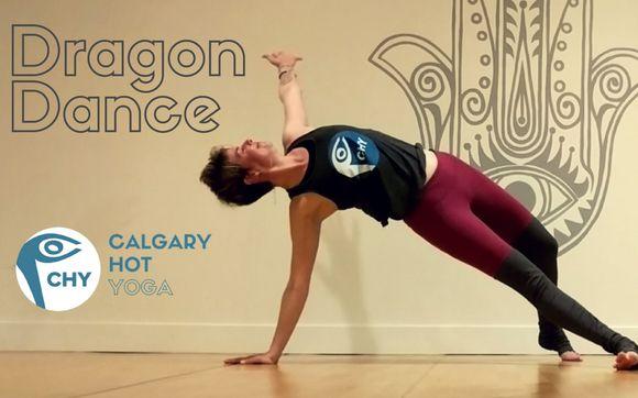 Dragon Dance By Calgary Hot Yoga In Calgary Ab Alignable