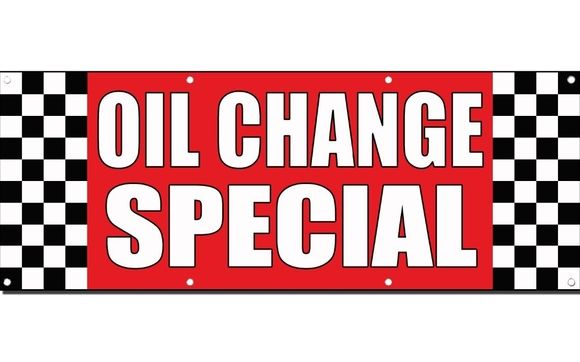 Oil Change Special >> 24 95 Oil Change Special May 2018 By H L Tire And Auto