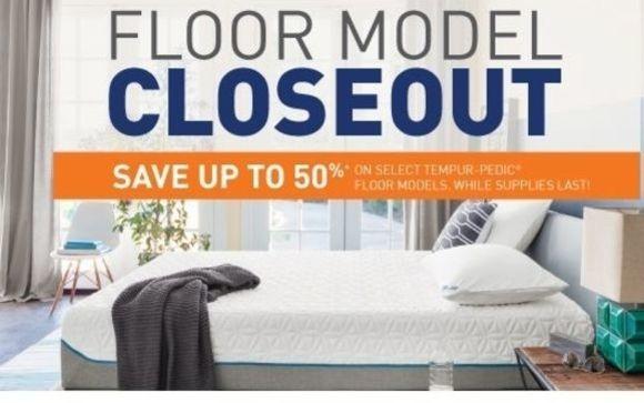 Tempurpedic Floor Model Sale By Mattress Warehouse An Authorized