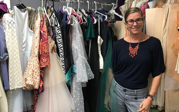 Meet Greet With School Of Fashion Design Executive Director By School Of Fashion Design In Boston Ma Alignable
