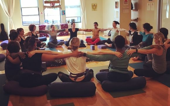 Maha Mama Prenatal Yoga Teacher Training By Maha Mama In New York Ny Alignable