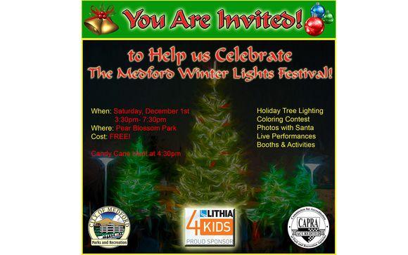 Lights Festival! by Medford Parks