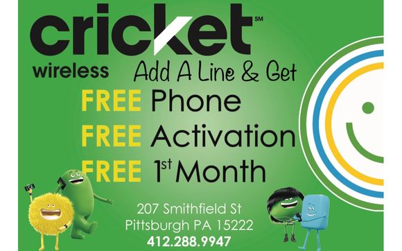 Add A Line And Get Free Phone Plan Activation By Cricket