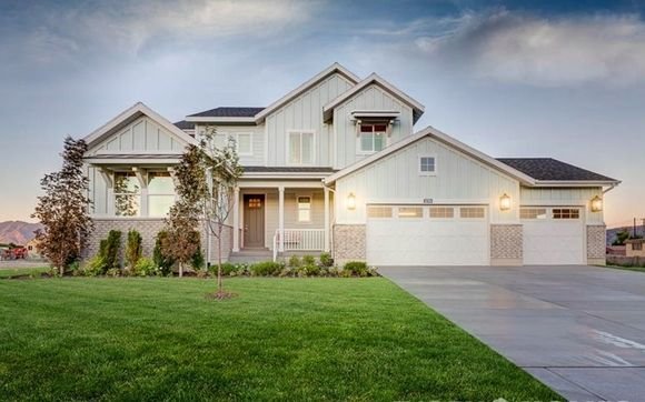 Big Willow New Ivory Homes West Draper Community By Larry