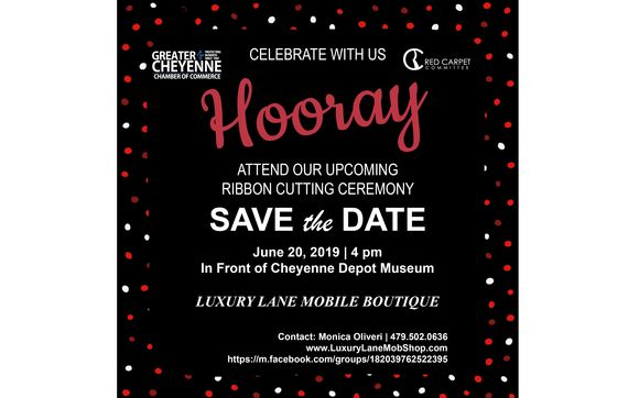 Luxury Lane Mobile Boutique Red Carpet Opening By Sauard