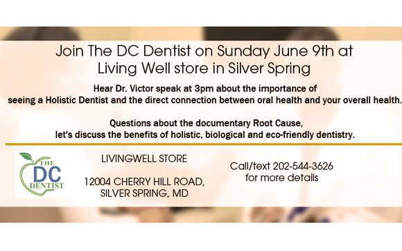 Dr  Victor Speaks by The DC Dentist - Dr  Terry Victor in