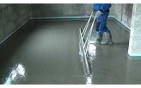 Self Leveling Lightweight Concrete Radiant Heat Floor Topping