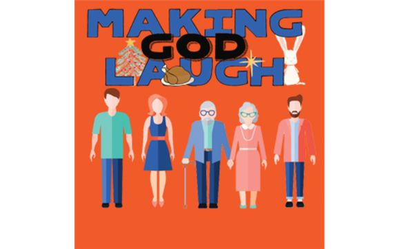 Image result for making god laugh