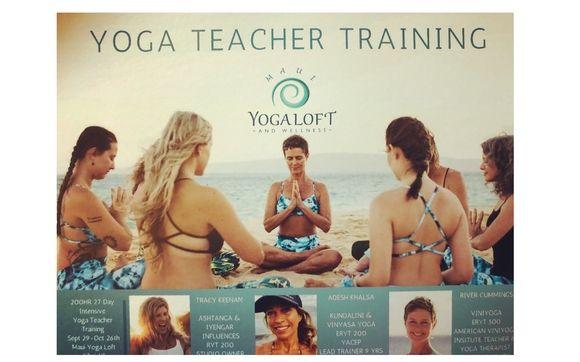 200 Hour Maui Yoga Loft Teacher S Training By Maui Yoga Loft And Wellness In Kihei Hi Alignable