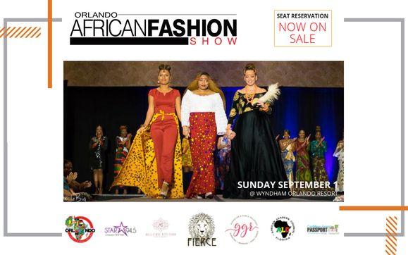 4th Annual Orlando African Fashion Show By Africans In Orlando Llc In Orlando Fl Alignable
