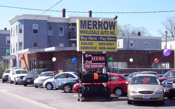 Buy Here Pay Here Nh >> Buy Here Pay Here By Merrow Wholesale Auto In Manchester Nh
