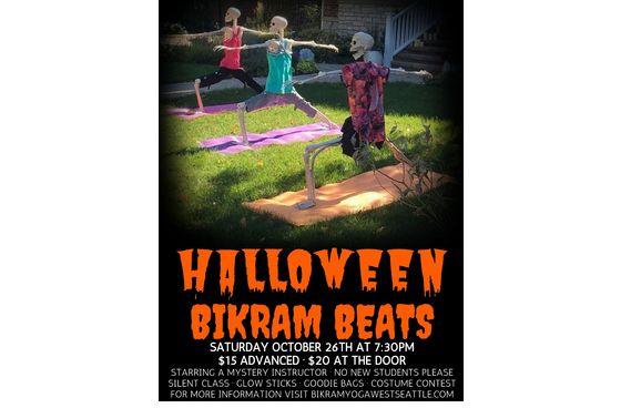 Halloween Bikram Class By Bikram Yoga Of West Seattle In Seattle Wa Alignable