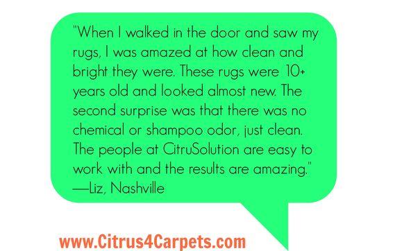 Citrusolution Of Middle Tennessee Citrus Solution Carpet