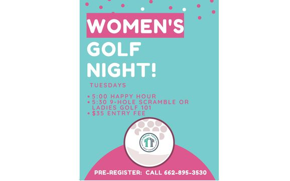 Women's Golf Night by Timber Truss Golf Course in Olive ...
