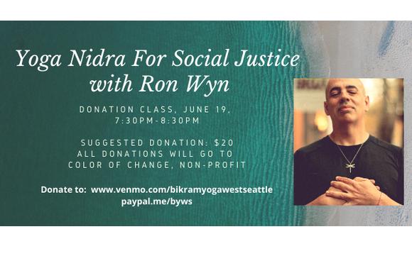 Yoga Nidra For Social Justice By Bikram Yoga West Seattle In Seattle Wa Alignable