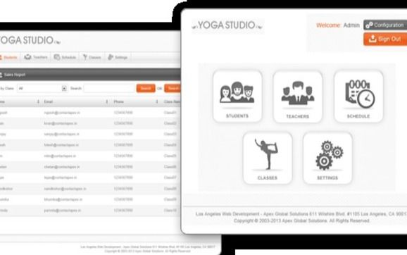 Yoga Studio Software By My Best Studio In Los Angeles Ca Alignable