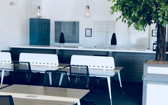 Shared Dedicated Desk By Lionshare Cowork Llc In Jacksonville