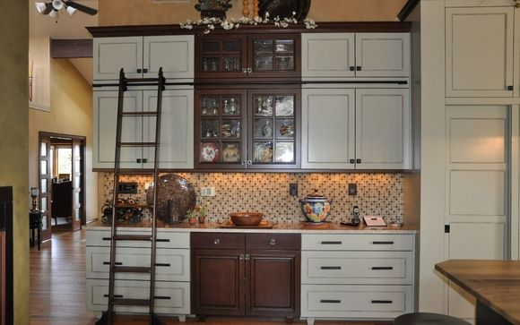 Kitchen & Bath Cabinets & Design by Osburn Cabinets & Design ...