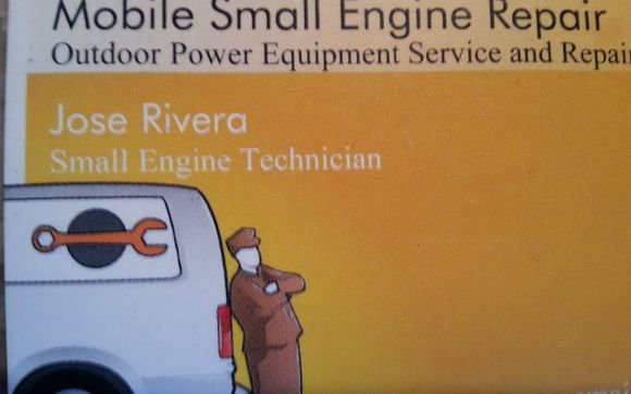 Mobile Small Engine Repair In Orlando