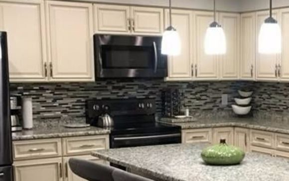 Kitchen Cabinets And Countertops By Elegant Touch Stonework Inc In New Port Richey Fl Alignable