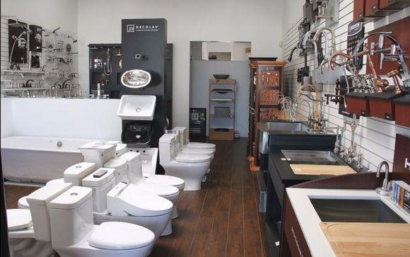 Kitchen Bath Fixtures By David Meyer Showroom In Los Angeles Ca