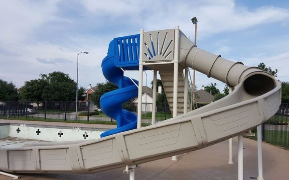 Residential & Commercial Swimming Pool Slides by ...