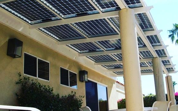 Solar Patio Covers By All In One
