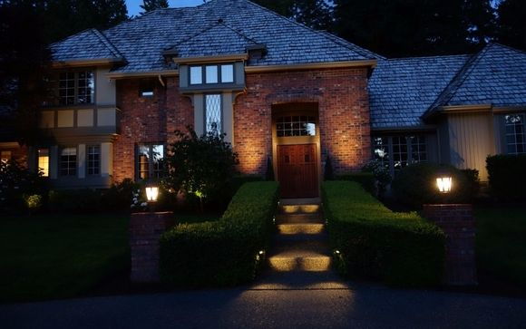 Exterior Home Lighting By Outdoor Lighting Perspectives Of Puget Sound In Redmond Wa Alignable