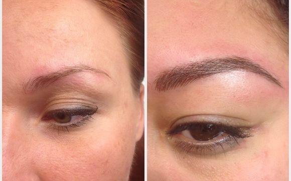 Permanent Makeup Scalp