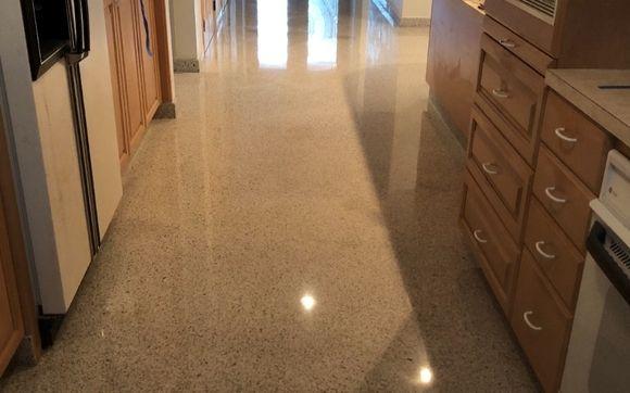 Terrazzo Concrete Marble Natural Stone Granite And