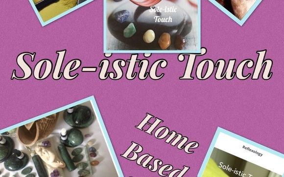 Holistic services Home Based Day Spa by Sole-istic Touch in